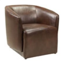 CH-126 Astro Coffee Leather Recliner