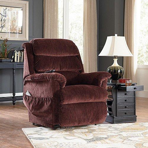 Astor Platinum Luxury-Lift® PowerReclineXR® w/ Six-Motor Massage & Heat