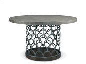Tiburon Dining Table - Slate -concrete Top