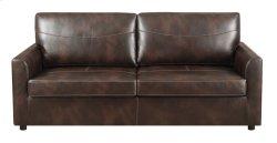 Emerald Home Slumber Full Sleeper W/gel Foam Mattress Coffee U3215-46-15 Product Image