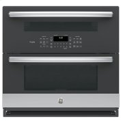 """GE Profile™ Series 30"""" Built-In Twin Flex Convection Wall Oven Product Image"""