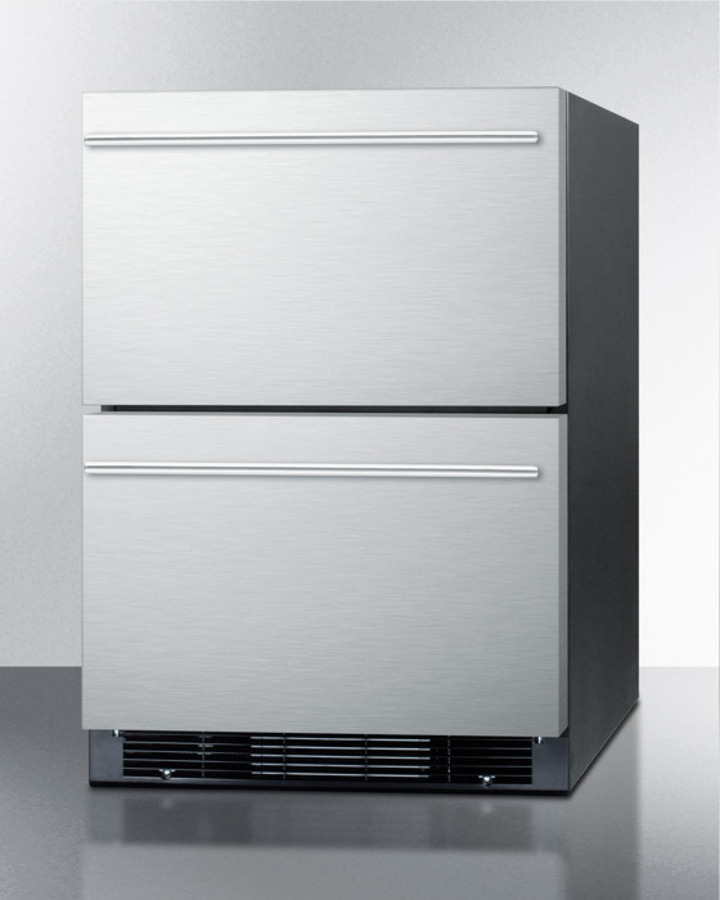 Additional Two drawer Refrigerator freezer for Built in or
