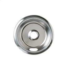 8 Inch Burner Drip Bowl, Electric Range