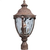 Morrow Bay Cast 3-Light Outdoor Pole/Post Lantern