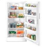 Amana 16 Cu. Ft. Upright Freezer With Energy-Saving Insulation - White