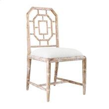 Georgica Side Chair, Natural