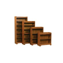 "32"" $229.00, 45"" $299.00, 60""$399.00, 72"" $ 499.00 Open Bookcase"