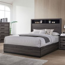 Cm7549ck In By Furniture Of America Simi Valley And Ventura Ca California King Size Conwy Bed