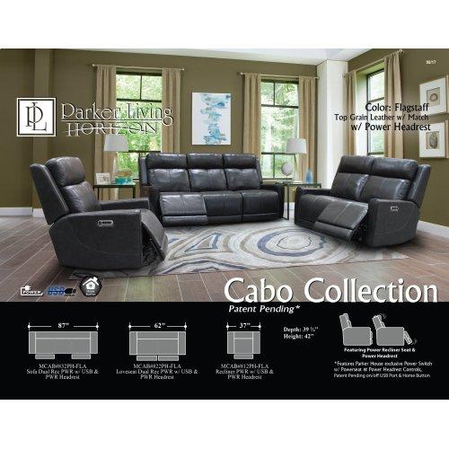 Cabo Flagstaff Power Sofa
