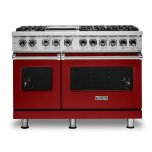 "Viking48"" Dual Fuel Range, Propane Gas"