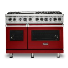 "48"" Dual Fuel Range, Natural Gas"