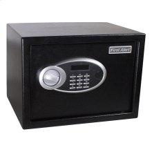 Steel Digital Anti-Theft Safe, 0.72 Cubic Feet