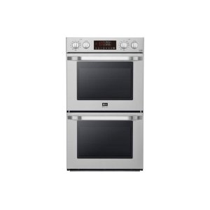 LgLG STUDIO 4.7 cu. ft. Smart wi-fi Enabled Double Built-In Wall Oven