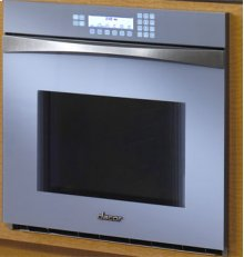 "DACOR Preference Discovery 30"" Single Wall Oven, with Glass Panel in Black - FLOOR MODEL"