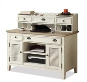 Coventry Small Hutch Dover White finish Product Image
