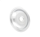 Smart Choice 8'' Chrome Drip Bowl, Fits Most Product Image