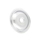 FrigidaireSmart Choice 8'' Chrome Drip Bowl, Fits Most