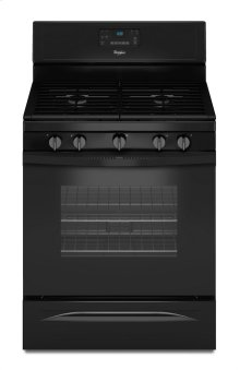 5.0 Cu. Ft. Freestanding Gas Range with Fan Convection Cooking ***FLOOR MODEL CLOSEOUT PRICING***