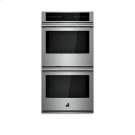 "RISE 27"" Double Wall Oven with MultiMode® Convection System Product Image"