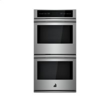 """RISE 27"""" Double Wall Oven with MultiMode® Convection System"""
