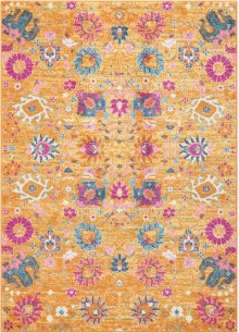 Passion Psn01 Sun Rectangle Rug 5'3'' X 7'3''