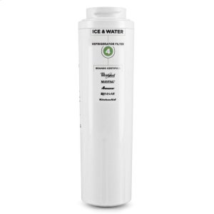 Ice & Water Refrigerator Filter 4 - 2 Pack