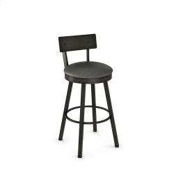 Lauren Swivel Stool (cushion)
