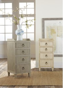 Gustavian Bedside Cabinet, Painted Grey Finish.