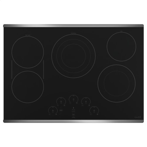 """GE Cafe 30"""" Electric Cooktop"""