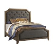 1051 Urban Charm Queen Bed