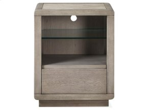 Open Nightstand (no touch lighting control)