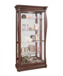 84782 NEWCASTLE II COLLECTORS CABINET