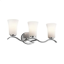 Armida Collection Armida 3 Light Bath Light CH