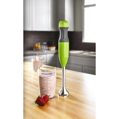 2-Speed Hand Blender - Green Apple