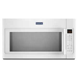 MaytagOver-The-Range Microwave Wide WideGlide Tray - 2.1 Cu. Ft.