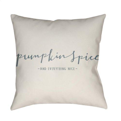 "Pumpkin Spice PKN-002 18"" x 18"""