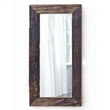 Reclaimed Wood Frame Mirror
