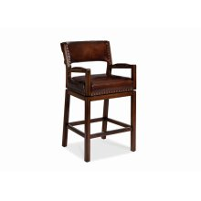 Steele Farm Swivel Bar Stool