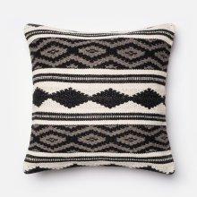 Grey / Multi Pillow
