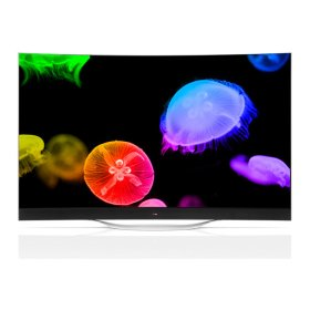 "Curved OLED 4K Smart TV - 77"" Class (76.7"" Diag)"