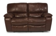 Grandview Leather Power Reclining Loveseat