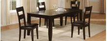 Hardy Table with 4 Side Chairs