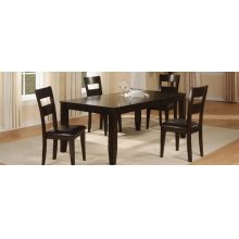 Hardy Table with 6 Side Chairs
