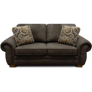 England FurnitureWalters Full Sleeper with Nails 6638N