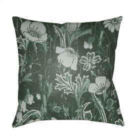 "Chinoiserie Floral CF-033 20"" x 20"""