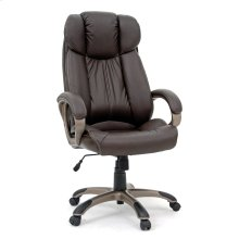 Deluxe Leather Executive Chair
