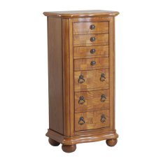 Porter Valley Jewelry Armoire Product Image