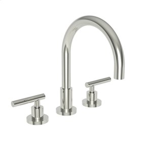 Polished Nickel - Natural Kitchen Faucet