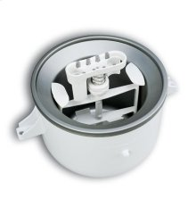 KitchenAid® Ice Cream Maker Attachment - White