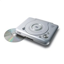 ULTRA-COMPACT PROGRESSIVE SCAN DVD PLAYER